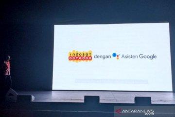 Indosat luncurkan layanan IM3 Ooredoo 696 dengan Asisten Google