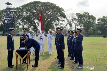 KSAU Marsekal TNI Yuyu Sutisna lantik 240 perwira Setukpa TNI AU