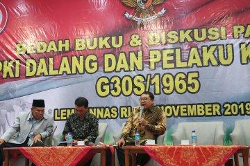 Gerindra: Pidato soal PKI tanpa persetujuan Prabowo