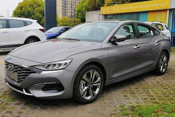 Mobil listrik terinspirasi ikan hiu Hyundai Lafesta masuk pasar China