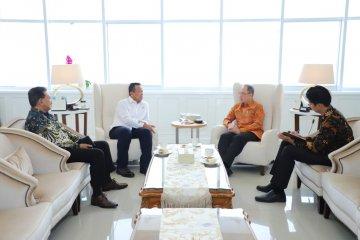 Menteri Edhy dan Dubes Ibnu bahas Forum Maritim Indonesia-Portugal