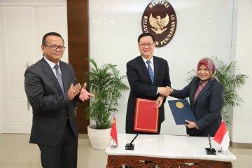 Menteri KKP Edhy  Prabowo dorong lebih banyak ekspor ke China