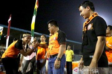 Penyambutan Tim Persiraja Banda Aceh