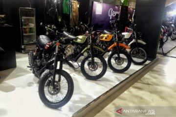 Kawasaki buka pemesanan W175 TR di IIMS Motobike