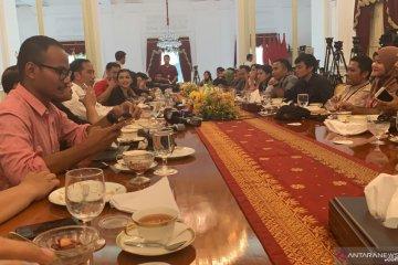 Presiden Jokowi perintahkan Erick tuntaskan persoalan Jiwasraya