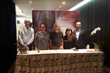 Tony Prabowo akan tampilkan musik baru di Opera Gandari