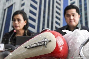 Lemkapi sarankan penyelundupan Harley Davidson ditangani polisi