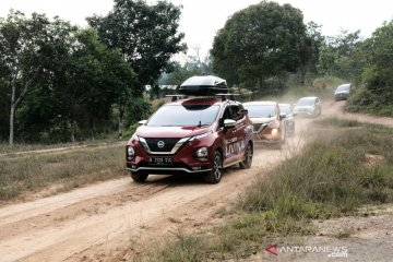 "Menjajal All New Livina di medan ""semi off-road"" Kalimantan Timur"