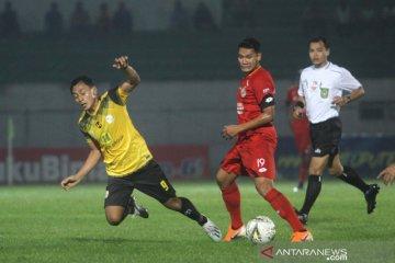 Barito Putera Dikalahkan Semen Padang FC