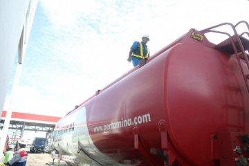 Pertamina mulai salurkan Biosolar B30 di Sumbagsel