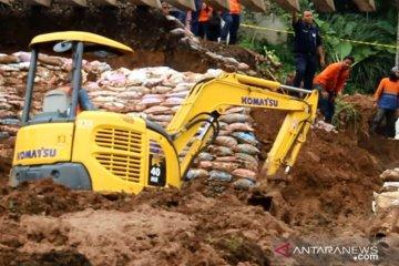 KAI targetkan perbaikan jalur KA Pangrango selesai sehari