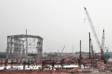 Progres Proyek Pembangunan PLTGU Jawa 1