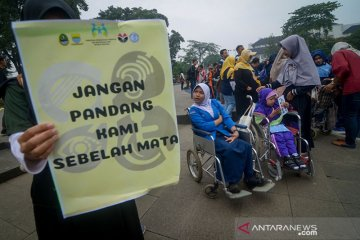Sehari Bersama Anak Disabilitas