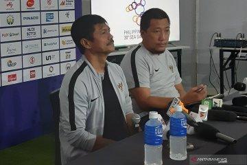 Indra Sjafri sampaikan nazar SEA Games dengan mata berkaca-kaca