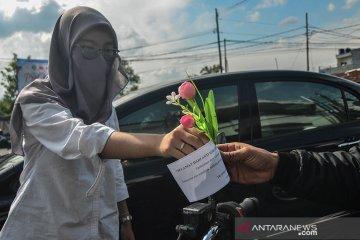 Peringatan Hari Anti Korupsi Sedunia di Tasik