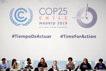 Thunberg kecam 'komunikasi kreatif' dalam perangi perubahan iklim