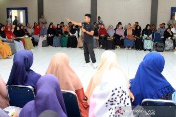 Kuliah Umum Staf Khusus Presiden di Aceh