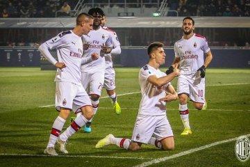 AC Milan menang lagi dengan tundukkan Bologna 3-2