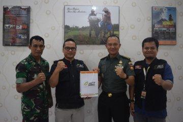 """ACT hadirkan """"Humanity Food Truck"""" peringati Hari Juang TNI-AD"""