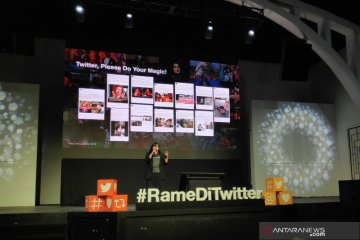 Tagar terpopuler di Twitter 2019: Agnezmo, Jokowi, Gundala, hingga SobatAmbyar