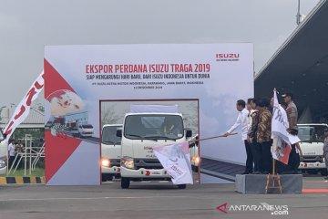 Jokowi ungkap alasan mau berkunjung ke Pabrik Isuzu Karawang