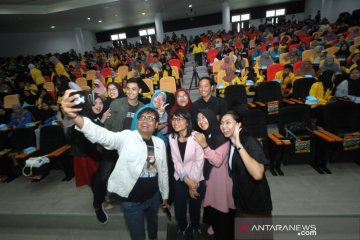 AXIS Pop Up Campus Di Banjarmasin