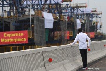 KCIC jelaskan dampak virus corona terhadap progres pembangunan kereta cepat