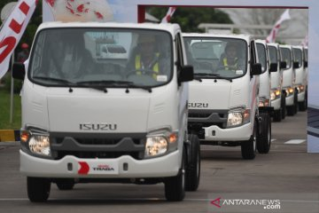 Isuzu targetkan ekspor 6.000 unit Traga ke Filipina