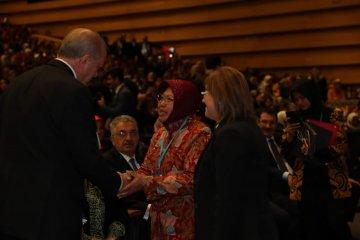 Erdogan sebut Wali Kota Risma inspirasi perempuan Turki