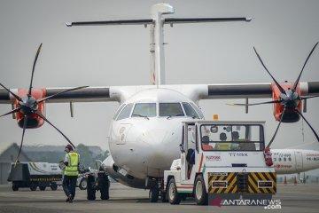 Prediksi penumpang pesawat liburan Natal dan Tahun Baru