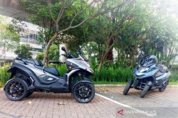 Qooder, skuter roda empat Swiss masuk Indonesia seharga Rp357 juta