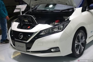 Nissan siapkan 2.000 Leaf untuk Uber