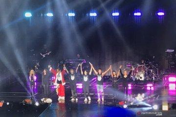 "Kemarin, konser ""Cross Tour"" WINNER hingga PCX ke Brasil"