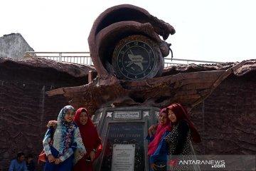 Kunjungan wisata jelang 15 tahun tsunami Aceh