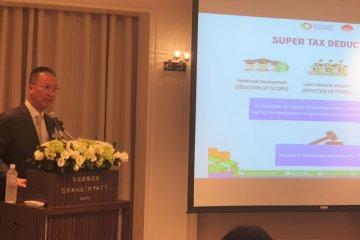 Menperin ajak pengusaha Taiwan investasi sektor otomotif