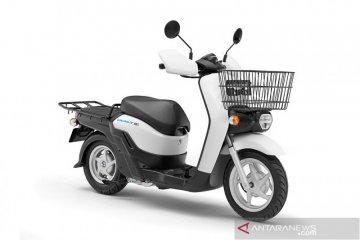 Skuter listrik Honda Benly dijual April 2020