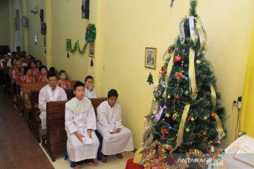 Ibadah Natal di Aceh