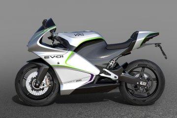 """Vins resmi umumkan motor """"sport"""" EV-01"""