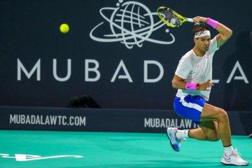 Servis kedua jadi kunci Nadal tetap di puncak