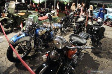 Ratusan kendaraan klasik dipamerkan dalam Bali Classic Motor Show 3
