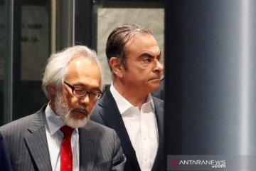 Carlos Ghosn tertangkap kamera pengawas saat tinggalkan Tokyo