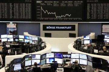 Terseret produsen otomotif, saham Jerman ditutup melemah 0,18 persen