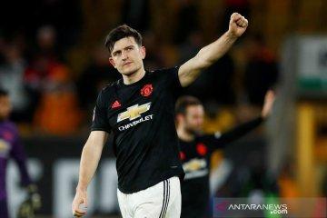 Harry Maguire resmi jadi kapten Manchester United
