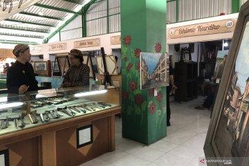 Mengintip keunikan Pasar Seni Bareng Kota Malang