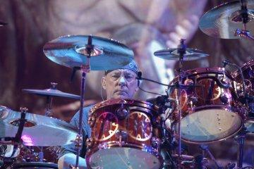 Neil Peart, Drummer Rush meninggal dunia