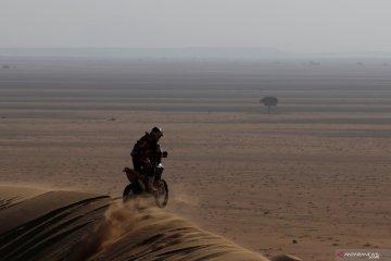 Reli Dakar etape VII