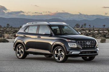 Hyundai Venue 2020 dirilis, harga mulai Rp237 juta