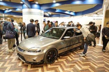 Honda hadirkan tiga tema di Tokyo Auto Salon 2020