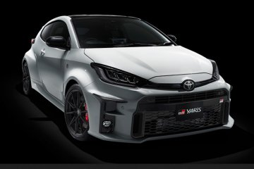 Juara balap Toyota GR Yaris dijual tahun ini