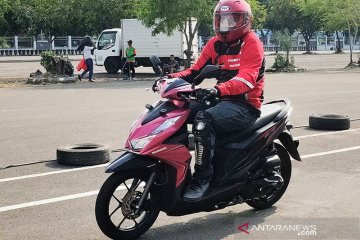 Menjajal generasi terbaru All New Honda BeAT